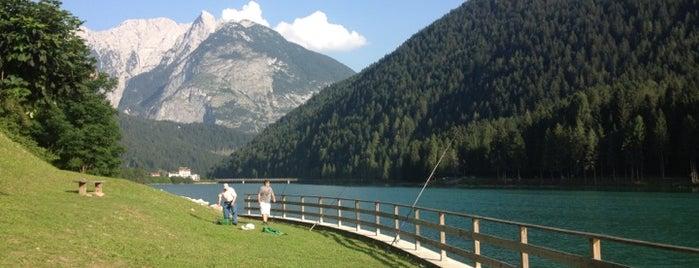 Lago di Auronzo di Cadore is one of Locais salvos de SLK.