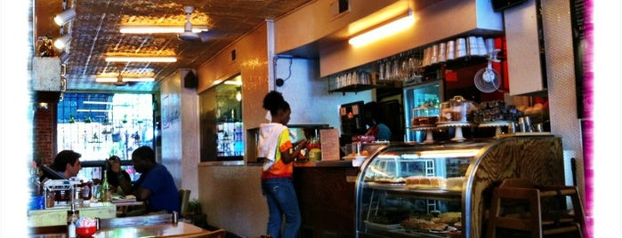 Il Caffe Latte is one of Dining in Harlem (cafes, bistros, sandwich shops).