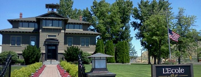 L'Ecole No 41 is one of Wine Trip: Washington (2nd US wine country).
