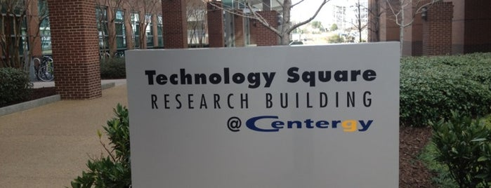 Tech Square Research Building (TSRB) is one of Mariam 님이 좋아한 장소.