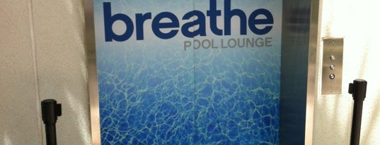 Breathe Pool Lounge is one of Las Vegas, NV.