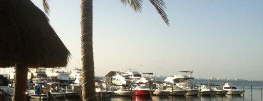 Marina Hacienda del Mar is one of Posti che sono piaciuti a Christian.
