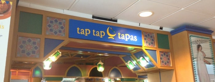 Tap Tap Tapas is one of Madrid.  España.