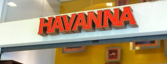 Havanna Café is one of Mariana 님이 좋아한 장소.