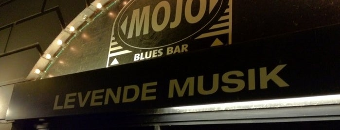 Mojo Blues Bar is one of Lieux sauvegardés par Burak.