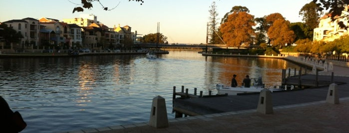 The Royal on The Waterfront is one of + Perth 01.