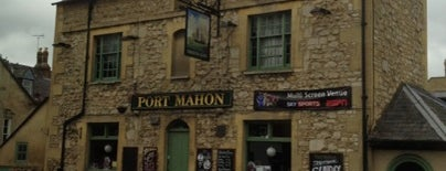The Port Mahon is one of Orte, die Carl gefallen.