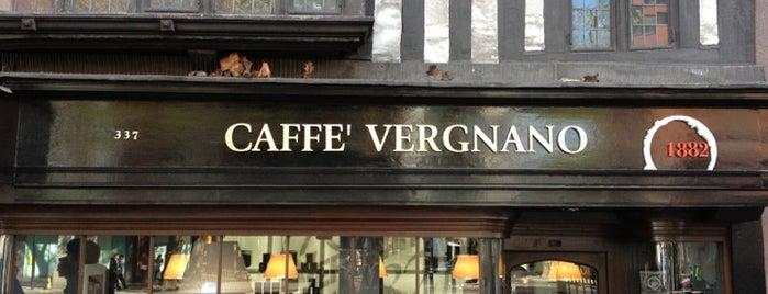 Caffè Vergnano is one of cafeš @ Ldn.
