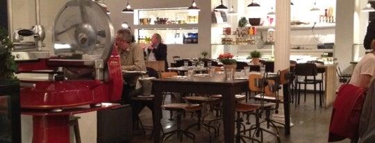 Cornelia and Co. is one of Hora de comer (o de cenar).