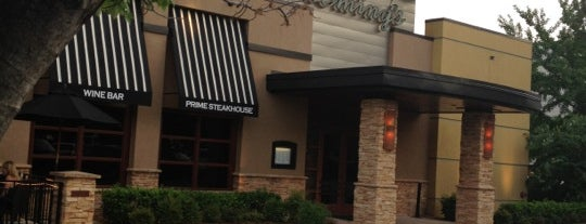 Fleming's Prime Steakhouse & Wine Bar is one of Best of Oklahoma (trust me).