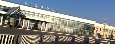 Magnitogorsk International Airport (MQF) is one of Airports (around the world).