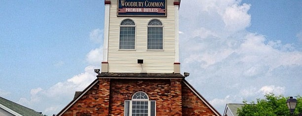 Woodbury Common Premium Outlets is one of Hudson Valley.