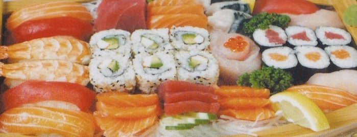 Hoki Sushi is one of Orte, die Kevin gefallen.
