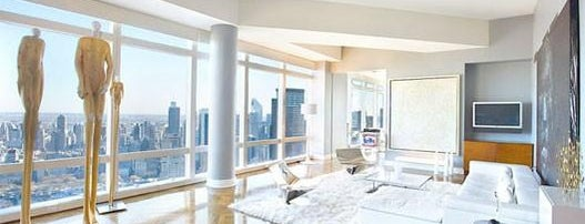 25 Columbus Circle is one of Top 100 Condo Buildings.