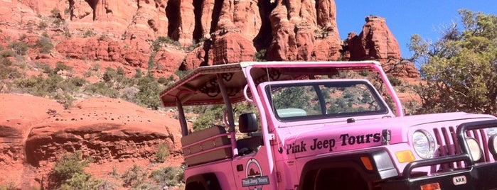 Pink Jeep Tours - Sedona is one of Arizona.