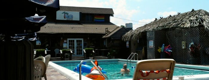 The Depot Cabana Bar & Grill is one of Gayborhood #VisitUS.