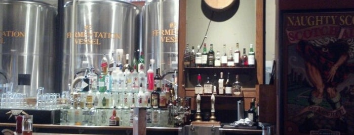 Rock Bottom Restaurant & Brewery is one of Must See Things In Milwaukee.