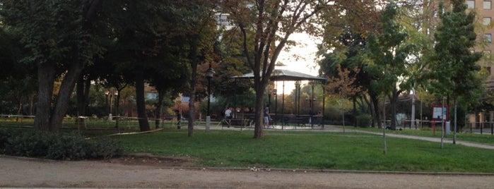 Plaza República de Paraguay is one of สถานที่ที่ Claudia ถูกใจ.