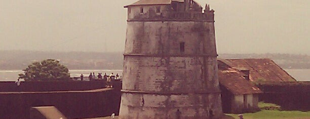 Aguada Fort is one of Best of GOA, #4sqCities.