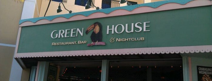 Green House Bar & Restaurant is one of Everything.