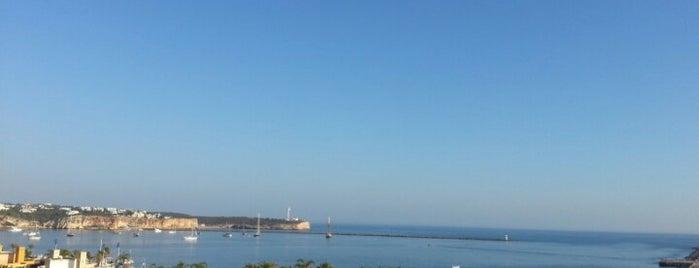 Forte de Santa Catarina is one of Algarve.