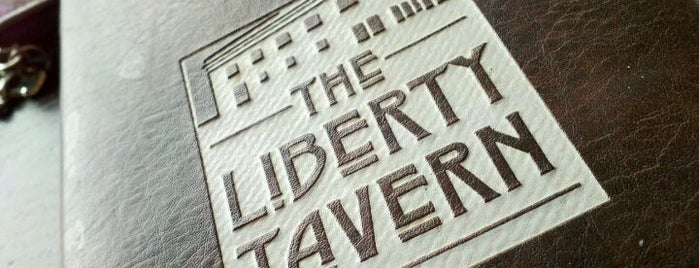 The Liberty Tavern is one of Best places in Washington, DC.