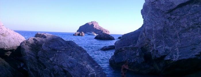 Παραλία Αγίας Άννας is one of Amorgos.