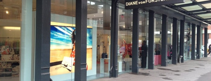 DVF Meatpacking is one of For NYC Shopaholics.