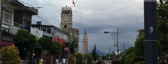 Kaleiçi is one of Historical Places in Antalya - Ören Yerleri.