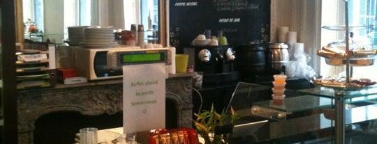 Tea & eat is one of Bons plans Bruxelles.