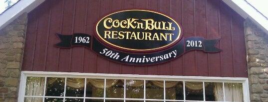 Cock 'n Bull Restaurant is one of สถานที่ที่บันทึกไว้ของ G.