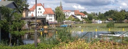 Restaurant An der Dominsel is one of Brandenburg Blog.