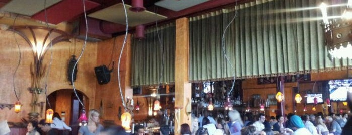 Peso's Kitchen & Lounge is one of 2012 MLA Seattle.
