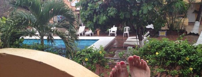 Hotel Inés is one of De viaje! :3.