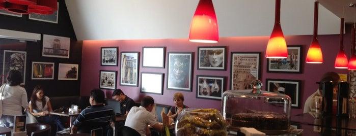 Liquori Caffè Gourmet is one of Cafés e Padarias-CWB.
