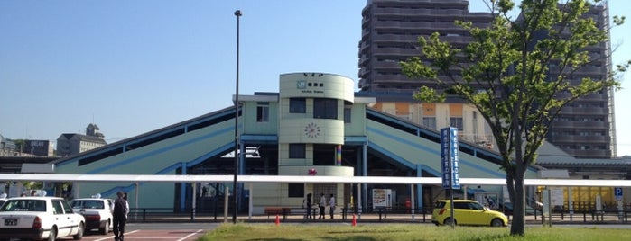 Kimitsu Station is one of JR 키타칸토지방역 (JR 北関東地方の駅).