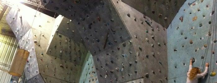 Boulder - Indoor Climbing is one of BA.
