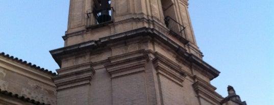 iglesia de Santo Domingo is one of Que visitar en Lucena.