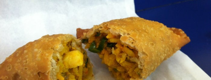 The Empanada Spot is one of NYC Food.