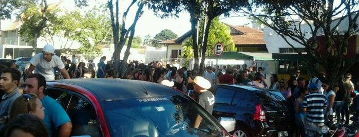 Bar Do Jango is one of Curitiba Old School.