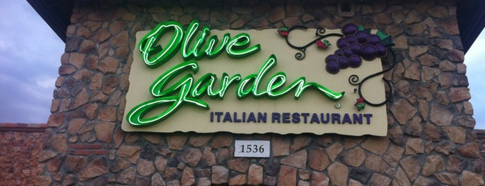 Olive Garden is one of CHEYENNE.