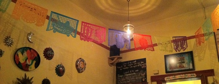Los Amates Mexican Kitchen is one of Been Melbourne.