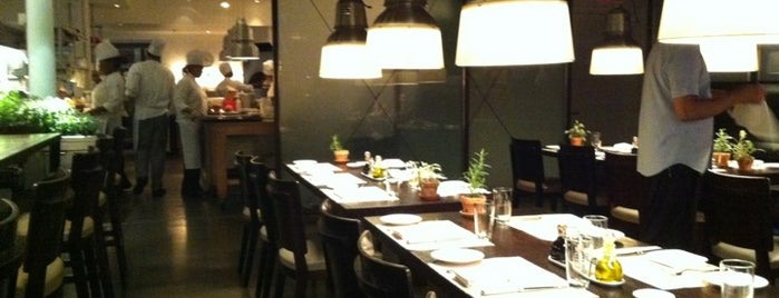 Mercer Kitchen is one of NYC TriBeCa.