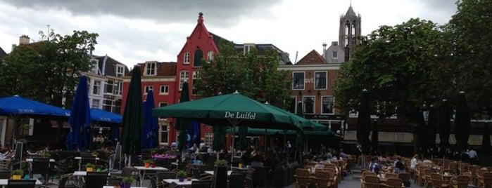 Neude is one of Utrecht.