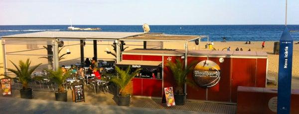 Dockers is one of Chiringuitos de Barcelona.