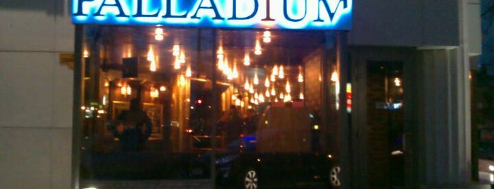 Palladium is one of Одесса.
