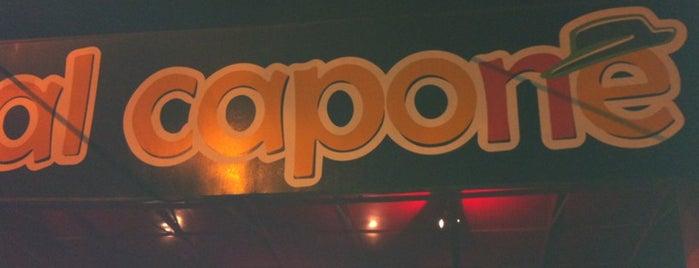 Al Capone Pizzería is one of Restaurantes & Bares.