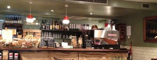 Full Stop is one of Specialty Coffee Shops (London).