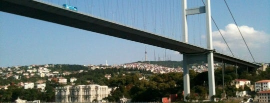 Bosporus is one of Istanbul Tourist Attractions by GB.