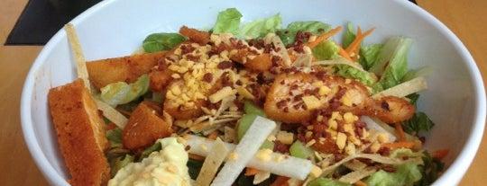 Super Salads is one of Orte, die Mariel gefallen.